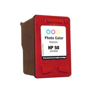 HP C6658AN (HP 58) Photo Color Compatible Ink Cartridge