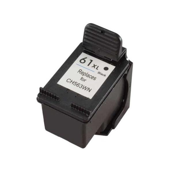 HP CH563WN (HP 61XL) High-Yield Black Compatible Ink Cartridge