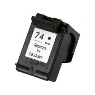 HP CB335WN (HP 74) Black Compatible Ink Cartridge