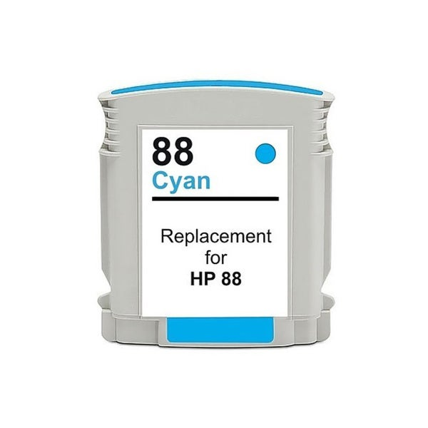 HP 88 (C9391AN) Cyan Compatible Ink Cartridge
