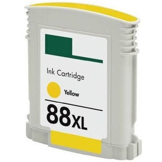 HP 88 (C9392AN) Yellow Compatible Ink Cartridge