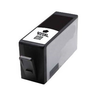HP 920XL (CD975AN) Black High Yield Compatible Ink Cartridge