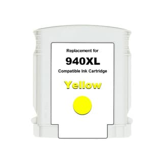HP 940XL (C4909AN) Yellow High Yield Compatible Ink Cartridge