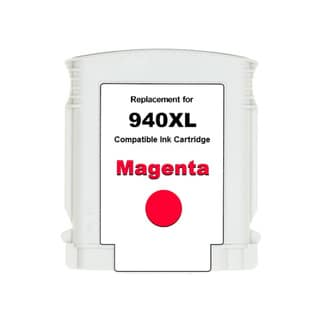 HP 940XL (C4908AN) Magenta High Yield Compatible Ink Cartridge