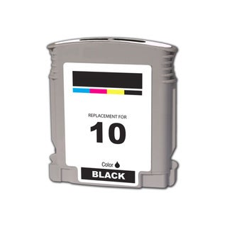 HP 10 (C4844A) Black High Yield Compatible Ink Cartridge