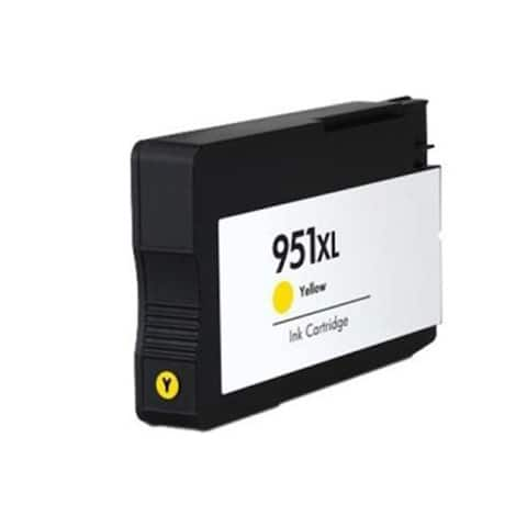 HP 951XL (CN048AN) Yellow High Yield Compatible Ink Cartridge
