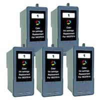 Lexmark 1 Color Compatible Ink Cartridge (Pack of 5)