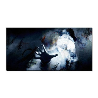 Ready2HangArt Iconic 'Sinatra Ol Blue Eyes' Acrylic Wall Art