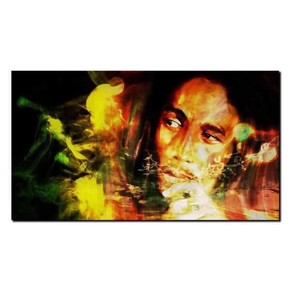 d5680bbfb0 Shop Ready2HangArt Iconic 'Bob Marley' Acrylic Wall Art - Multi ...