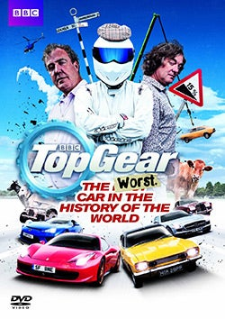 Top Gear: The Worst Car In the History of the World (DVD)