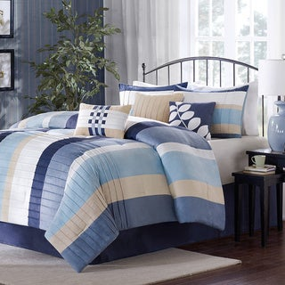 Madison Park Sheldon 7-piece Comforter Set