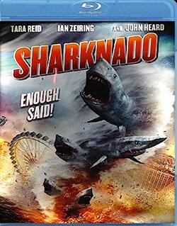 Sharknado (Blu-ray Disc)