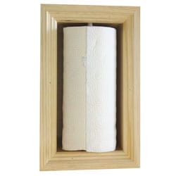 In-the-wall Paper Towel Holder
