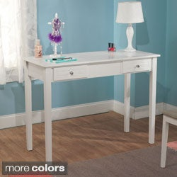 Simple Living Aubrey Wooden Vanity Desk