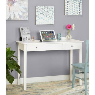 "Simple Living Audrey Wooden Vanity Desk - 32.3""h x 44.25""w x 18.8""d"