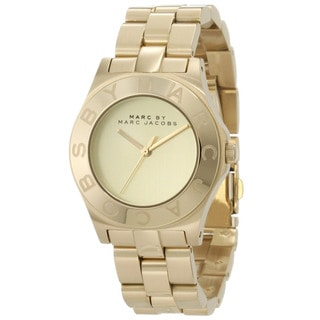 Marc Jacobs Women's MBM3126 Blade Stainless Steel Watch