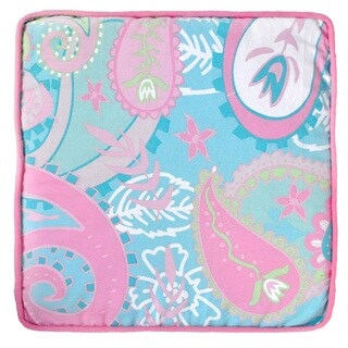 My Baby Sam Pixie Baby Throw Pillow (Aqua)