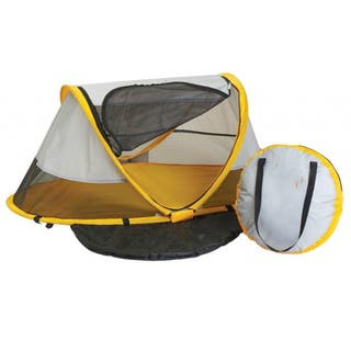 KidCo PeaPod Sunshine Travel Bed|https://ak1.ostkcdn.com/images/products/8176056/8176056/KidCo-PeaPod-Sunshine-Travel-Bed-P15513989.jpg?impolicy=medium