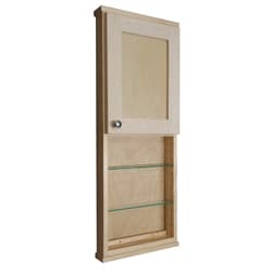 36-inch Shaker Series On the Wall Cabinet