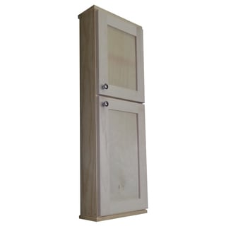 Exceptionnel 42 Inch Shaker Series On The Wall Cabinet