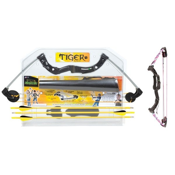 Tiger Youth Bow Package 10-20 Pound 121C14