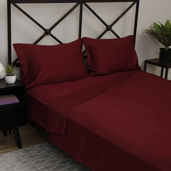 Shop Bed Tite Deep Pocket Stretch Fit Bed Sheet Set