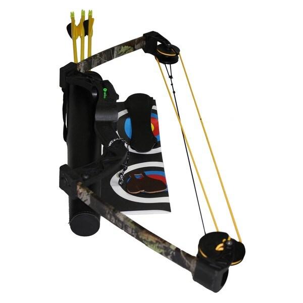 Tiger Youth Bow Set (10-20 Pound 14-24-inch Draw) 121C