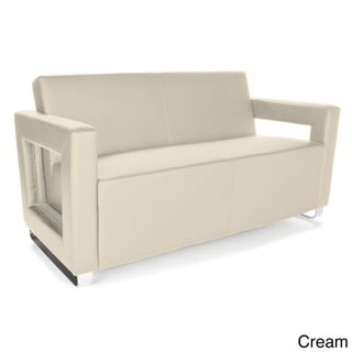 OFM Distinct Series Club Sofa 832 (Option: Cream)