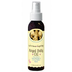 Earth Mama Angel Baby 4-ounce Angel Baby Oil