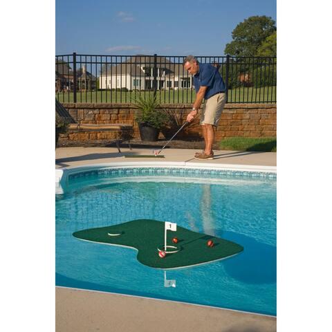 Putt-A-Bout Aqua Golf Floating Putting Green