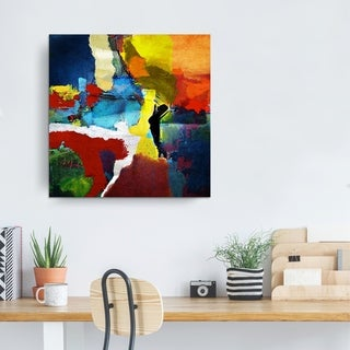 Link to Ready2HangArt 'Abstract' Modern Canvas Wall Art Similar Items in Canvas Art