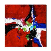 Ready2HangArt 'Abstract' Gallery-wrapped Canvas