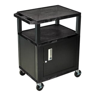 Black Utility Cart WT34C2E-B