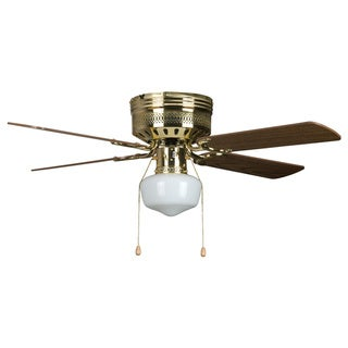 42-inch One Light Ceiling Fan/ Light Kit