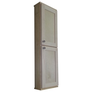 Shaker Series 48-inch Unfinished On The Wall Cabinet