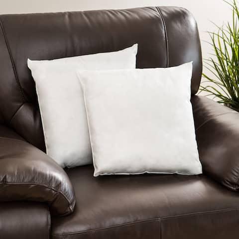 Pellon White Decorative Pillow Inserts (Set of 2)