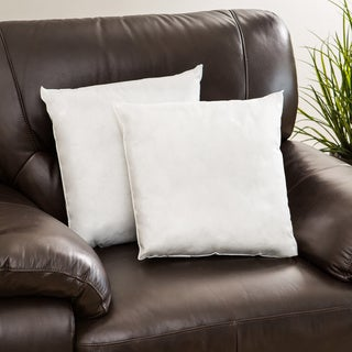 Pellon White Decorative Pillow Inserts (Set of 2)