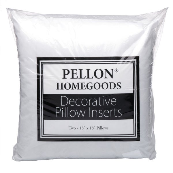 pellon decorative pillow inserts set of 2 free shipping on orders over 45