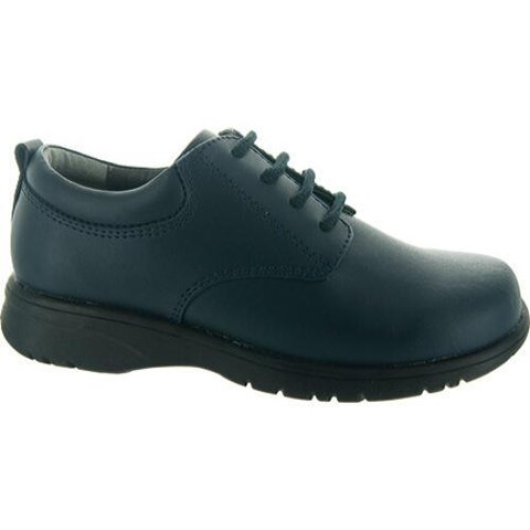 Girls' Academie Gear Kristin Navy Blue Oxford Shoes