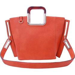 Women's Ann Creek Square Eye Bag Orange