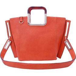 Women's Ann Creek Square Eye Bag Orange