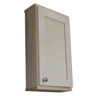 Shaker Series 24-inch Unfinished 7.25-inch Deep Inside On The Wall Cabinet|https://ak1.ostkcdn.com/images/products/8178454/8178454/Shaker-Series-24-inch-Natural-Finish-7.25-inch-Deep-Inside-On-The-Wall-Cabinet-P15516009.jpg?impolicy=medium
