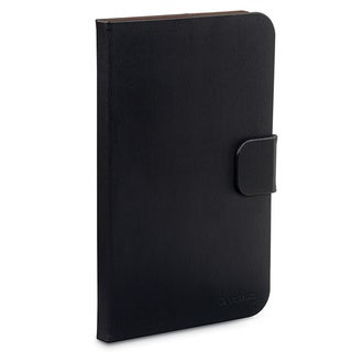 Verbatim Folio Carrying Case for 10.1'' Tablet- Black