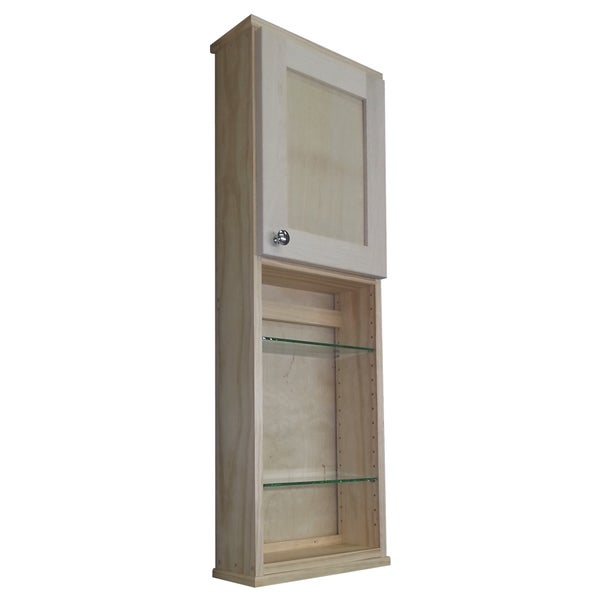 kitchen cabinets 8 inches deep shop shaker series 42 inch unfinished 5 5 inch inside 19961