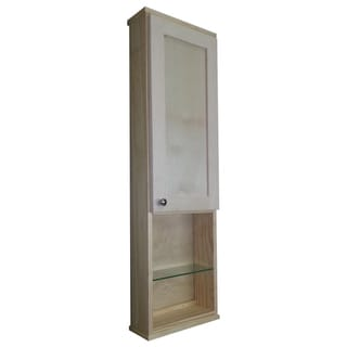 48-inch Shaker Series On the Wall Cabinet