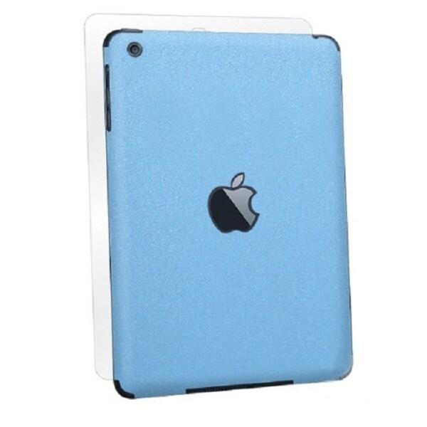 BodyGuardz Armor Rindz Protection Film for Apple iPad Mini Blue