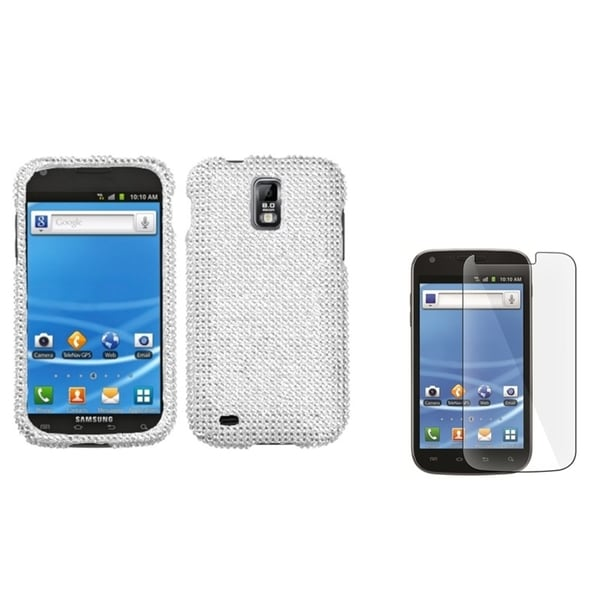 BasAcc Case/ Screen Protector for Samsung Galaxy S2/ S II T989
