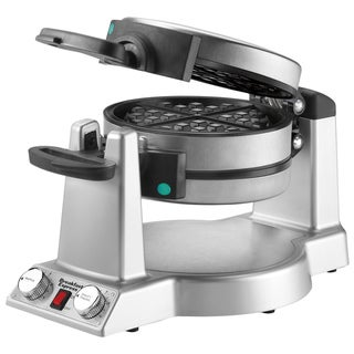 Waring Stainless Steel Belgian Waffle and Omelet Maker
