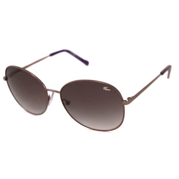 Lacoste Women's L130S Rectangular Sunglasses
