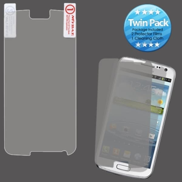 INSTEN Clear Screen Protectors for Samsung Galaxy Premier I9260 (Pack of 2)